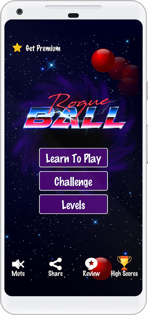 Rogue Ball Screenshot